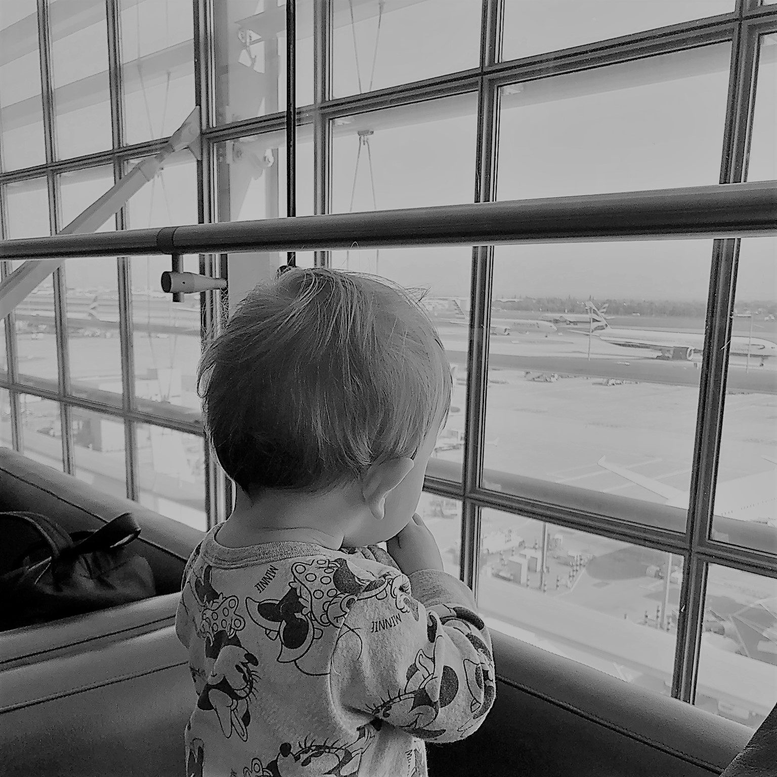 How to take a flight solo with your Baby