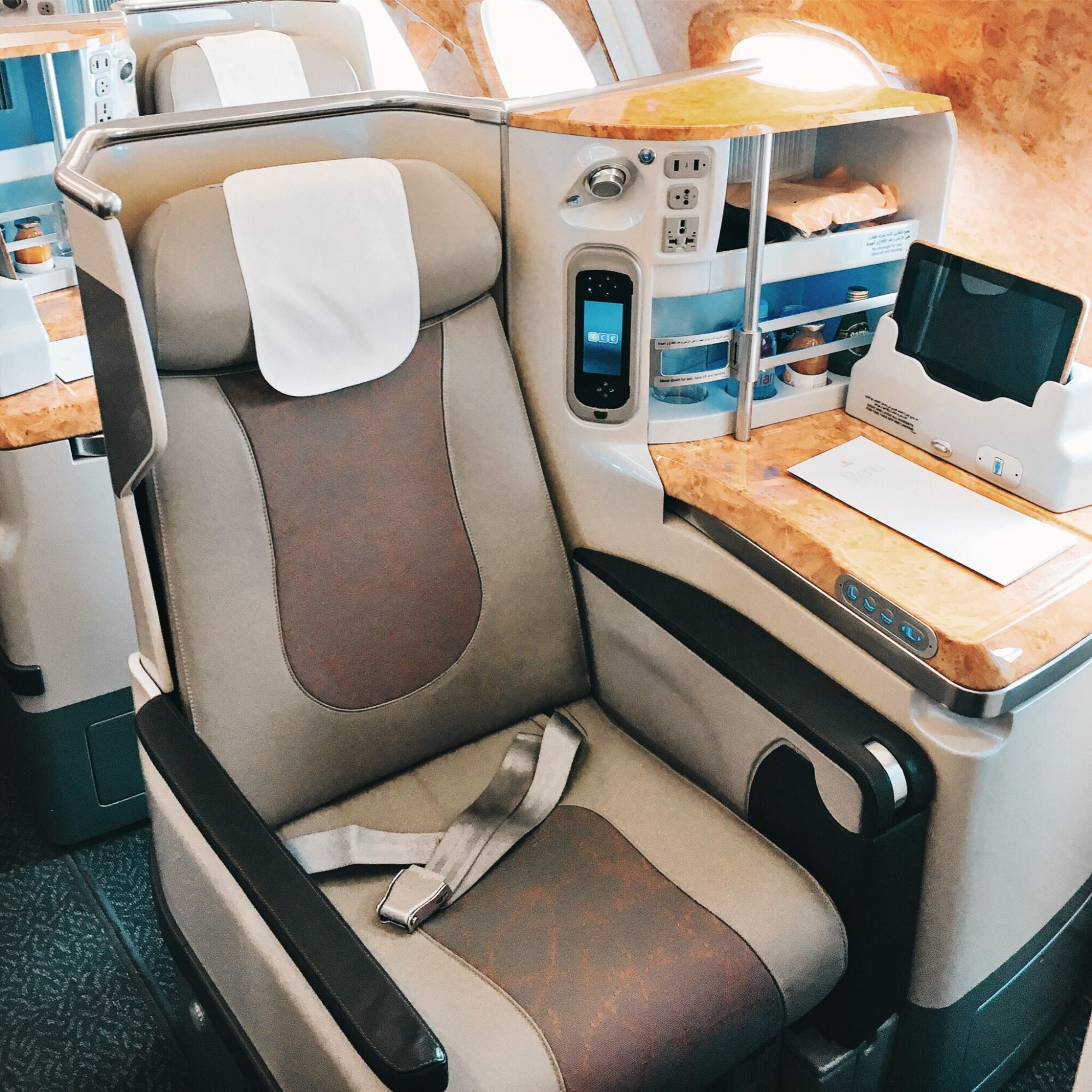 Why you should fly Business Class with a Baby