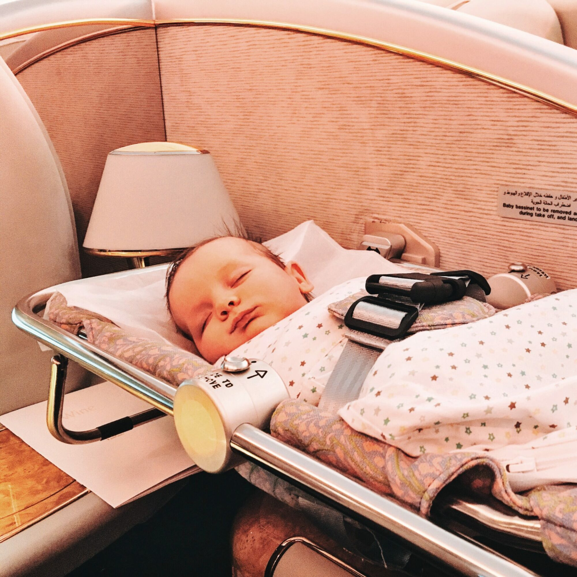 Flying Solo with a Baby