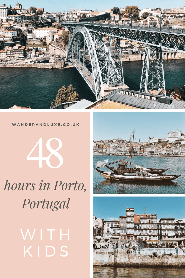 Portugal with kids