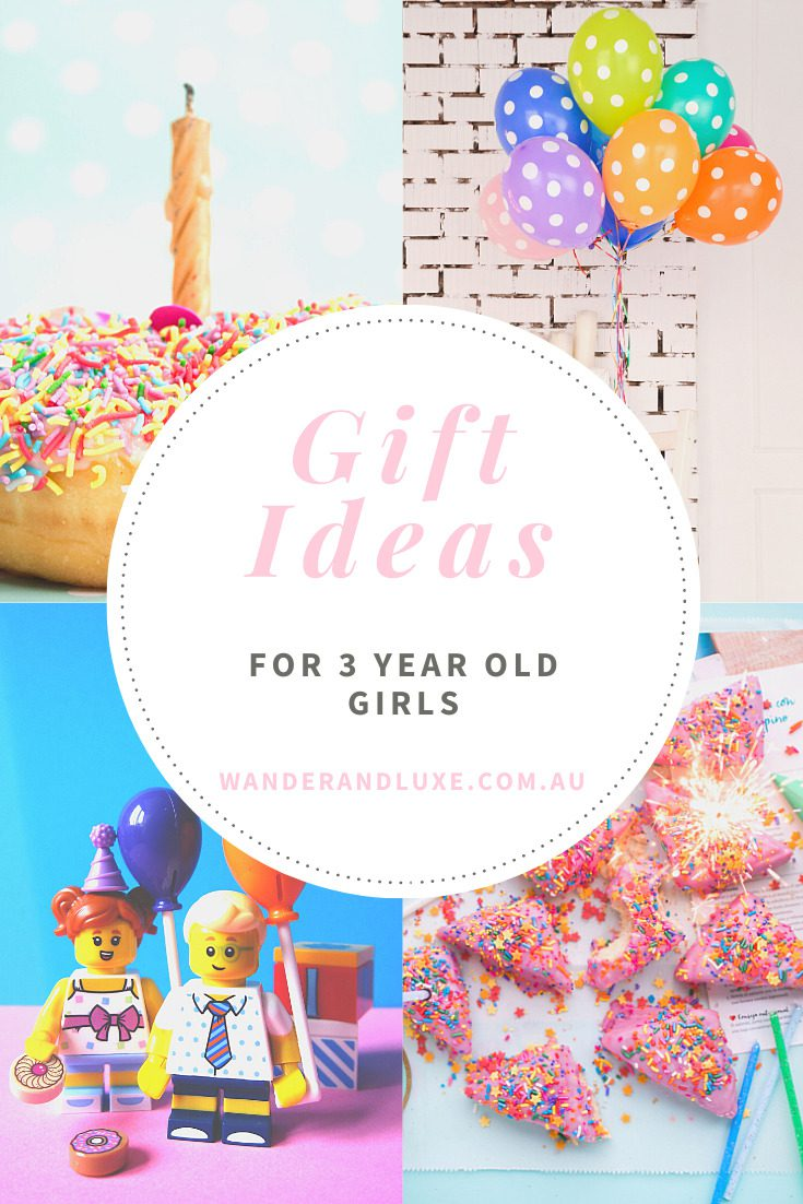 3 year old gifts