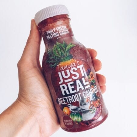 cold pressed sauce - beetroot cahoot