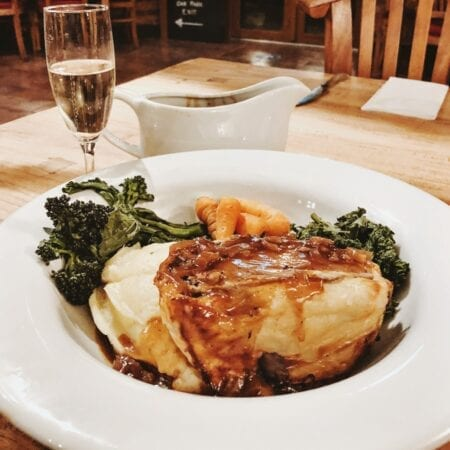 Lincolnshire Wolds Food