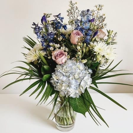 Review of The Flower Shops + Win Luxury Mother's Day Bouquet