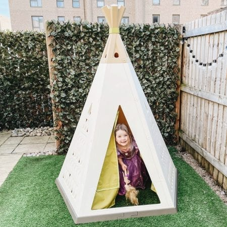 Smoby Kids Teepee Tent Review